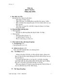 Tin học 11  KIỂU MẢNG