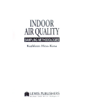 INDOOR AIR QUALITY - SECTION 1
