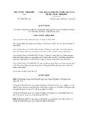 Quyết định số 2002/QĐ-TTg
