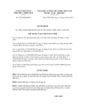 Quyết định số 2239/QĐ-UBND