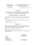 Quyết định số 1759/QĐ-BTTTT