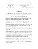 Quyết định số 1936/QĐ-UBND