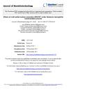 "Báo cáo khoa hoc:""   Effects of multi-walled carbon nanotubes (MWCNT) under Neisseria meningitidis transformation process"""