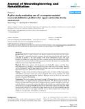 "Báo cáo khoa hoc:""  A pilot study evaluating use of a computer-assisted neurorehabilitation platform for upper-extremity stroke assessment"""