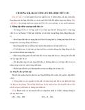 CHƯƠNG XII. ĐẠI CƯƠNG VỀ HÓA HỌC HỮU CƠ