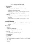 § 8 AMONIAC VÀ MUỐI AMONI