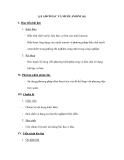 § 8 AMONIAC VÀ MUỐI AMONI (tt)