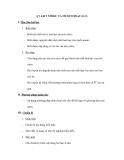 § 9 AXIT NITRIC VÀ MUỐI NITRAT (t1/2)