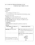 Bài 37: TÍNH CHẤT HOÁ HỌC CỦA SẮT VÀ HỢP CHẤT QUAN TRỌNG CỦA