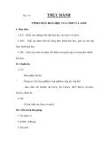 Tiết 1 9  THỰC HÀNH TÍNH CHẤT HOÁ HỌC CỦA OXIT VÀ AXIT