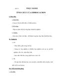 Tiết 51  THỰC HÀNH  TÍNH CHẤT CỦA HIĐROCACBON
