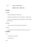Tiết 52  LUYỆN TẬP CHƯƠNG IV HIĐROCACBON - NHIÊN LIỆU