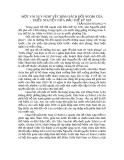 Một vài suy nghĩ về chính sách đối ngoại của triều  Nguyễn nữa đầu thế kỉ XIX