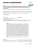 "Báo cáo y học: ""Perfluorochemical (PFC) liquid enhances recombinant adenovirus vector-mediated viral interleukin-10 (AdvIL-10) expression in rodent lung"""