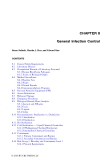 Biological Risk Engineering Handbook: Infection Control and Decontamination - Chapter Biological Risk Engineering Handbook: Infection Control and Decontamination - Chapter 8