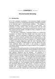 Statistics for Environmental Science and Management - Chapter 2