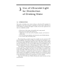 Ultraviolet Light in Water and Wastewater Sanitation - Chapter 3