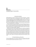 WETLAND PLANTS: BIOLOGY AND ECOLOGY - CHAPTER 2
