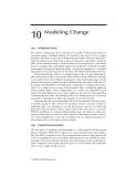 Modeling Hydrologic Change: Statistical Methods - Chapter 10