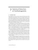 Modeling Hydrologic Change: Statistical Methods - Chapter 7