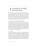 PHYSICAL - CHEMICAL TREATMENT OF WATER AND WASTEWATER - CHAPTER 2