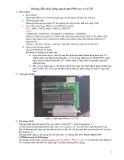 Hướng dẫn cách dùng mạch nạp 89Sxxxx và AVR