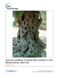 "báo cáo khoa học: ""Genomic profiling of plastid DNA variation in the Mediterranean olive tree"""