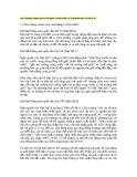 8.3 CHỦ TRƯƠNG CHÍNH SÁCH CỦA ĐẢNG VÀ NHÀ NƯỚC VỀ HỘI NHẬP KINH TẾ QUỐC TẾ