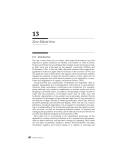 Phsicochemical Treatment of Hazardous Wastes - Chapter 13