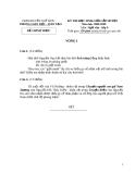 Đề thi học sinh giỏi cấp huyện môn ngữ văn lớp 9