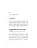 Environmental Fluid Mechanics - Chapter 7