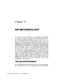 Environmental Pollution Control Microbiology - Chapter 12