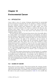 Environmental Toxicology : Biological and Health Effects of Pollutants - Chapter 16