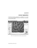 GIS Applications for Water, Wastewater, and Stormwater Systems - Chapter 6