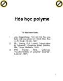 Hóa học Polyme