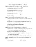 999 CÂU HỎI TRẮC NGHIỆM LÝ 12 - PHẤN 8