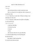 Bài 23: TỪ PHỔ - ĐƯỜNG SỨC TỪ