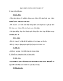 Bài 31: HIỆN TƯỢNG CẢM ỨNG ĐIỆN TỪ