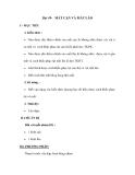 Bài 49- MẮT CẬN VÀ MẮT LÃO