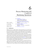 Mechanical Systems Design C6 Process Monitoring