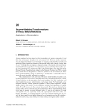 Enzymes in the Environment: Activity, Ecology and Applications - Chapter 20
