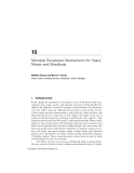 Heavy Metals in the Environment - Chapter 15