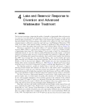RESTORATION AND MANAGEMENT OF LAKES AND RESERVOIRS - CHAPTER 4
