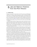 RESTORATION AND MANAGEMENT OF LAKES AND RESERVOIRS - CHAPTER 5