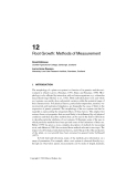 Soil and Environmental Analysis: Physical Methods - Chapter 12