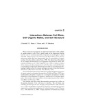 SOIL ECOLOGY IN SUSTAINABLE AGRICULTURAL SYSTEMS - CHAPTER 2