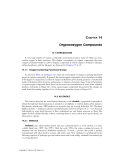 TOXICOLOGICAL CHEMISTRY AND BIOCHEMISTRY - CHAPTER 14