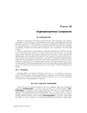 TOXICOLOGICAL CHEMISTRY AND BIOCHEMISTRY - CHAPTER 18