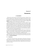 TOXICOLOGICAL CHEMISTRY AND BIOCHEMISTRY - CHAPTER 3