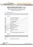 Tiếng Anh Dành Cho Người Mới Học: Bảo Ai Làm Hay Đừng Làm Việc Gì, Tiếp Theo